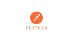 Postman Internship