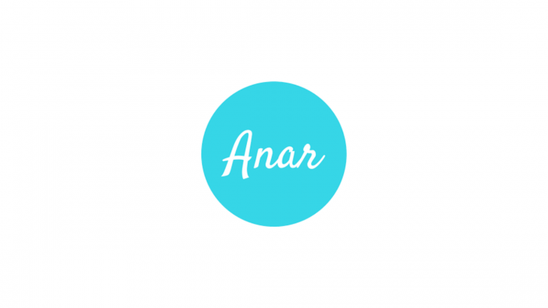 Anar Internship