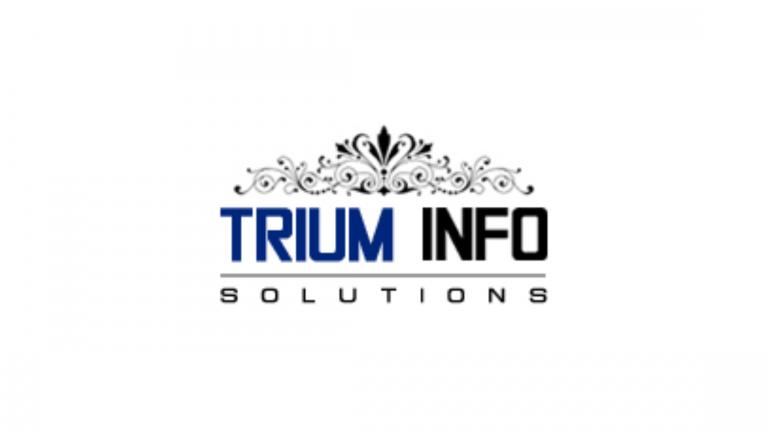 Trium Info Solutions Pvt Ltd Internship