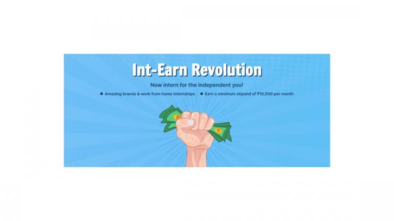 Int-Earn Revolution Internships
