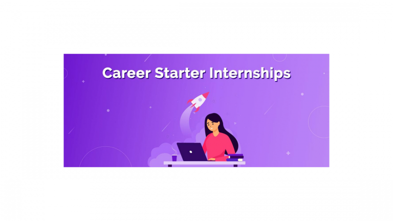 Career Starter Internships