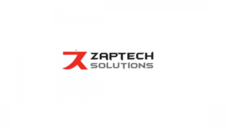 Zaptech Solutions Internship