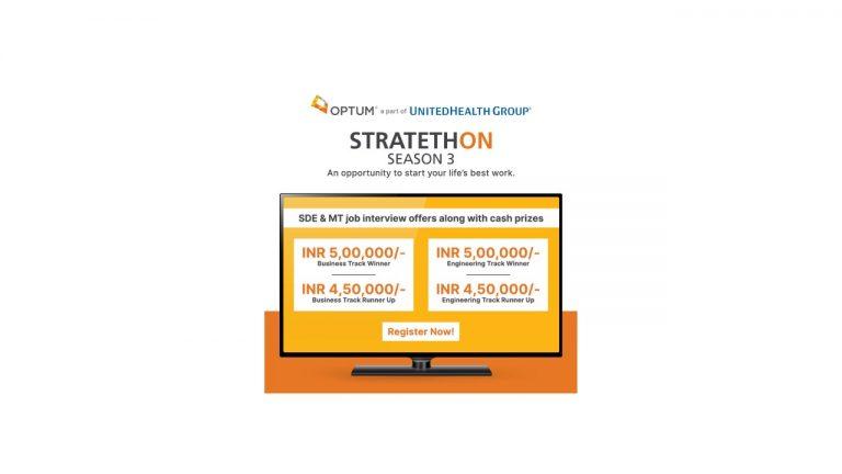 Optum Stratethon – Season